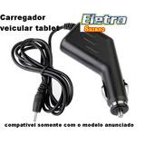 Carregador Veicular Para Tablet Philco 7a -tab200br
