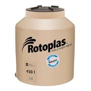 Tanque De Agua Rotoplas Cuatricapa 400 Litros