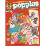 Album As Figurinhas Dos Popples 1989 - Autocolantes - Vazio