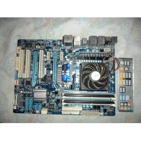 Tarjeta Madre Gigabyte + Procesador Phenom2 X4 + Memorias4gb