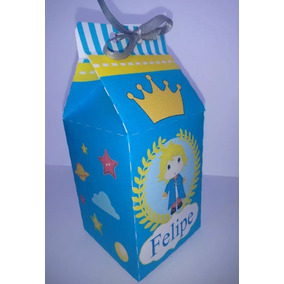 Caixa Milk Pequeno Príncipe