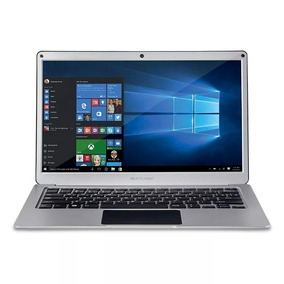 Notebook Legacy Air 13.3 Intel Win 10 4gb Multilaser Pc205
