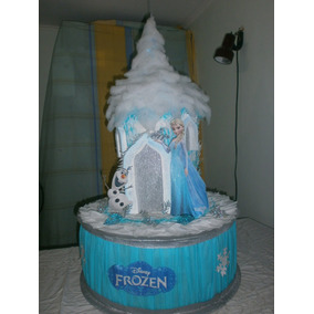 Piñata Frozen-princesas-peppa-minie-sirenita-mikey-luna-jorg