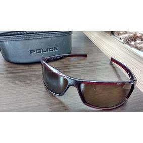 1239f6209e876 Oculos Escuros Police Italiano Na De Sol - Óculos no Mercado Livre ...