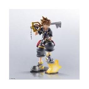 Kingdom Hearts Ii Sora Figura De Pvc Static Arts Gallery