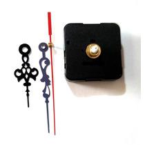 Maquinaria Para Reloj De Pared Con Manecillas Nueva