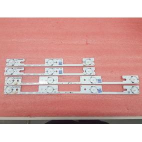 Kit C/4 Barras Semp 32l2400 Dl3244 Dl3253 Dl3246i C/garantia