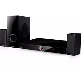 Home Theater + Reproductor Dvd Philco Tph218