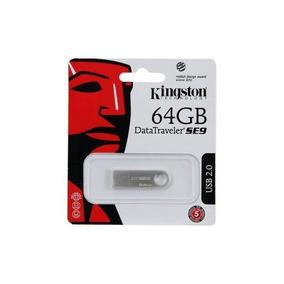 Kingston 64gb Pendrive Data Metalizado Original