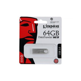 Kingston 64gb Pendrive Data Metalizado