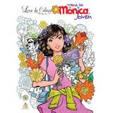 Livro De Colorir Turma Da Monica Jovem - Sextante