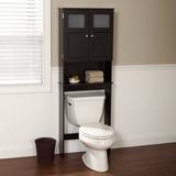 Mueble Ahorrador De Espacio Para Baño Zenna Espresso Envio G