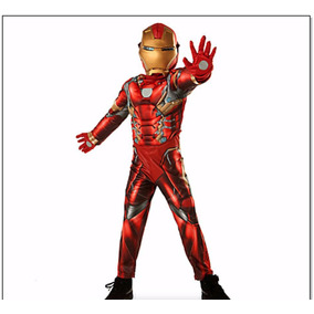 Disfraz De Iron Man Original De Disney