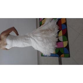 Bonito Vestido De Novia Seminuevo