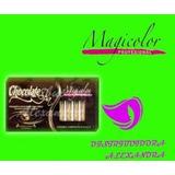 Ampolleta Chocolate Spa 10 Pz C/20ml Magicolor