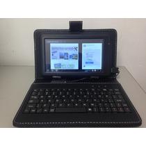 Capa Teclado P Tablet Multilaser Usb 7 Polegada Frete Gratis