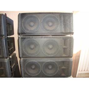Caixa Line Array 208 ( 6 Peças ) - Cl Audio Cj