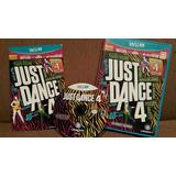 ¡click! Just Dance 4 Original Wii U Juego De Baile