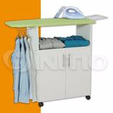 Organizador De Planchado Mueble De Melamina Mosconi