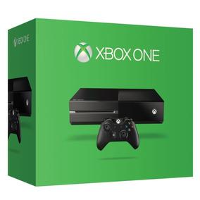 Console Xbox One 500gb + Headset Com Fio + Controle Wireless