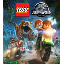 Lego Jurassic World Park Ps3 Zona Games ;)