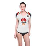 Playera América Blanca Femenino. 2 X $396