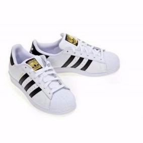 Zapatillas adidas Superstar Originales Usa-oferta! Stock