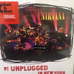Lp Nirvana - Unplugged In New York (novo Lacrado)