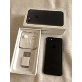 Iphone 7 32gb Negro Matte Nuevo Con Caja! Libre!