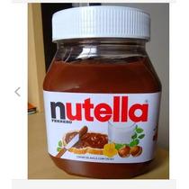 Nutella 5kg (5x650g + 5x350g) Creme De Avelã Frete Grátis !!
