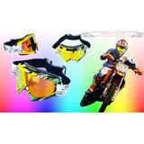 Lentes De Cross Mx Msj Googles Msj Motocross @tv