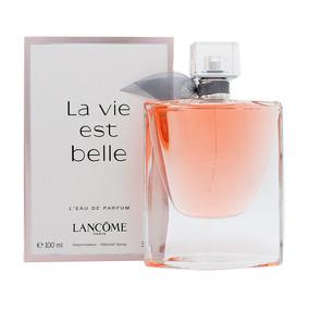 Perfume Importado Lavie Est Belle Lancome Edp100 Ml