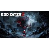 Juego De Steam Como Regalo, God Eater 2 Rage Burst