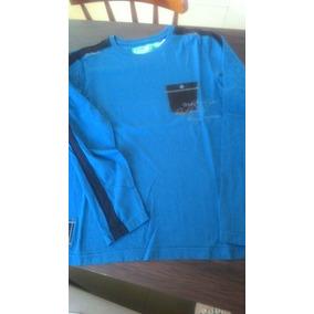 Camiseta M/l Mr. Kitsch