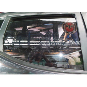 Vidro Porta Traseira Direita Mercedes Classe A 160 1999 / 06