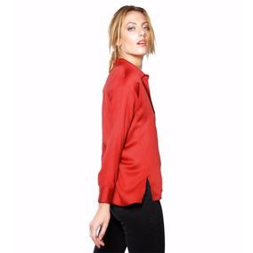 Sarkany Altai - Camisa Mujer Con Espalda Abierta