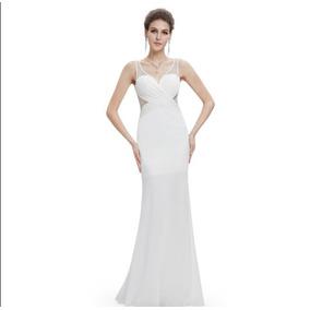 Vestido Longo Festa Casamento Madrinha Belíssimo