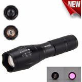 Lanterna Infravermelho Tocha 5w Ir810 850nm + Carreg/bateria