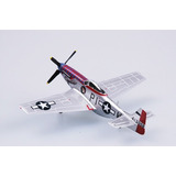 Easy Model - P-51d Mustang Iv Platinum Collectible - 36304