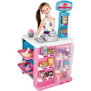 Confeitaria Mágica Brinquedo Mercadinho Infantil Magic Toys
