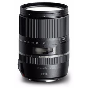 Lente 16-300mm F/3.5-6.3 Montura Para Nikon. Modelo B016n