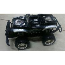 Carrinho Rc Jeep Hummer Pickup Hammer2 Damadores Mp3 P 35cm