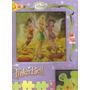 Tinker Bell - Sininho - Livro Com 5 Quebra Cabeças