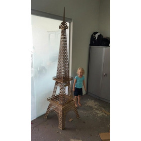 Torre Eiffel 1,80 Metros
