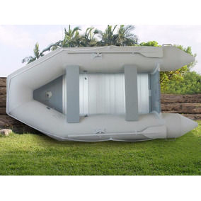 Sp Lancha Inflable Tipo Dinghy Pvc 485kg 4 Personas 9 Pies