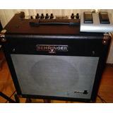 Amplificador De Guitarra Berhinger Vintager Ultratube