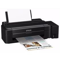 Impresora Epson L300 + Sistema De Tinta Continua Original