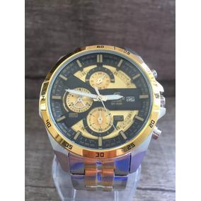 1f68dccabbf Relógio Casio Edifice Ef 556 100m 3mostr. Func. No Brasil - Relógios ...