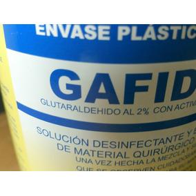 Glutaraldehido Acuario (abono - Antialgas) 1 Litro Y 4 Lts