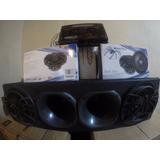 Combo Audio Car Jbl Selenium Bomber Soundstream Soundigital